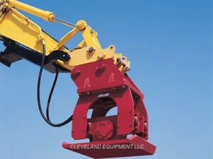 Details about ALLIED HOPAC 400B VIBRATORY PLATE COMPACTOR ATTACHMENT Bobcat  Kubota Excavator
