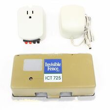 Invisible Fence ICT-725 Transmitter Dog Containment Pet Boundary + Surge LP-Card