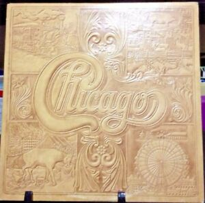 CHICAGO-Chiago-VII-Double-Album-Released-1974-Vinyl-Record-Collection-US-presse