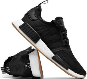 pick up 867a8 99749 Details about Men's Sport Shoes *ADIDAS NMD R1 *B42200 * Black * Limited  Offer !