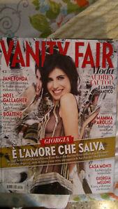 Dettagli su VANITY FAIR ITALIA 2011 vari numeri prezzo a rivista 1 piece  rivista settimanale