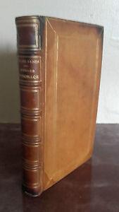 1861 Las Obras D Horace J. Janin Hachette/Tr Cabeza Oro / Discos Librero / Cinta