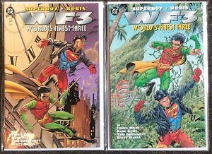 Robin vol 1 set 1-5 DC Comics