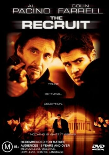 1 of 1 - The Recruit (DVD, 2004) Free Post!!