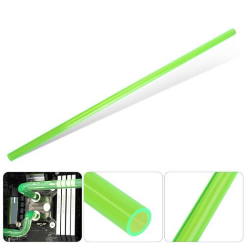 PETG 10x14mm 500mm Rigid Tube Hard Horse Pipe For Water Cooling System Bendable