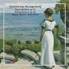 Heinrich von Herzogenberg - : Piano Quintet, Op. 17; String Quartet, Op. 63 (2009)