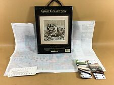 Dimensions Gold The snow leopard Cross Stitch Kit 3835 Hart
