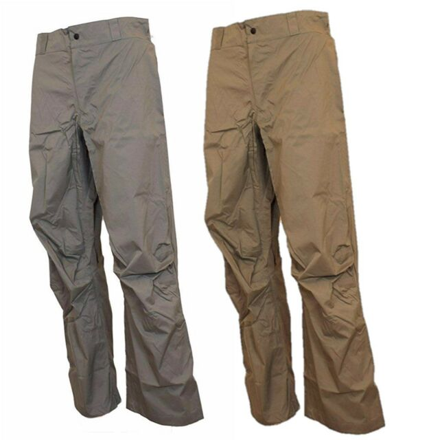 US Special Forces Beyond Clothing Gore-Tex Pants, PCU ECWCS Level 6, Made in USA