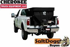Saltdoggbuyers Products Shpe1500 Bulk Salt 5050 Saltsand Mix Spreader Black