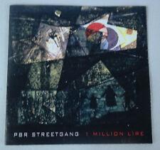 PBR Streetang - 1 Million Lire (CD 2006, Touch Monkey Records) RARE