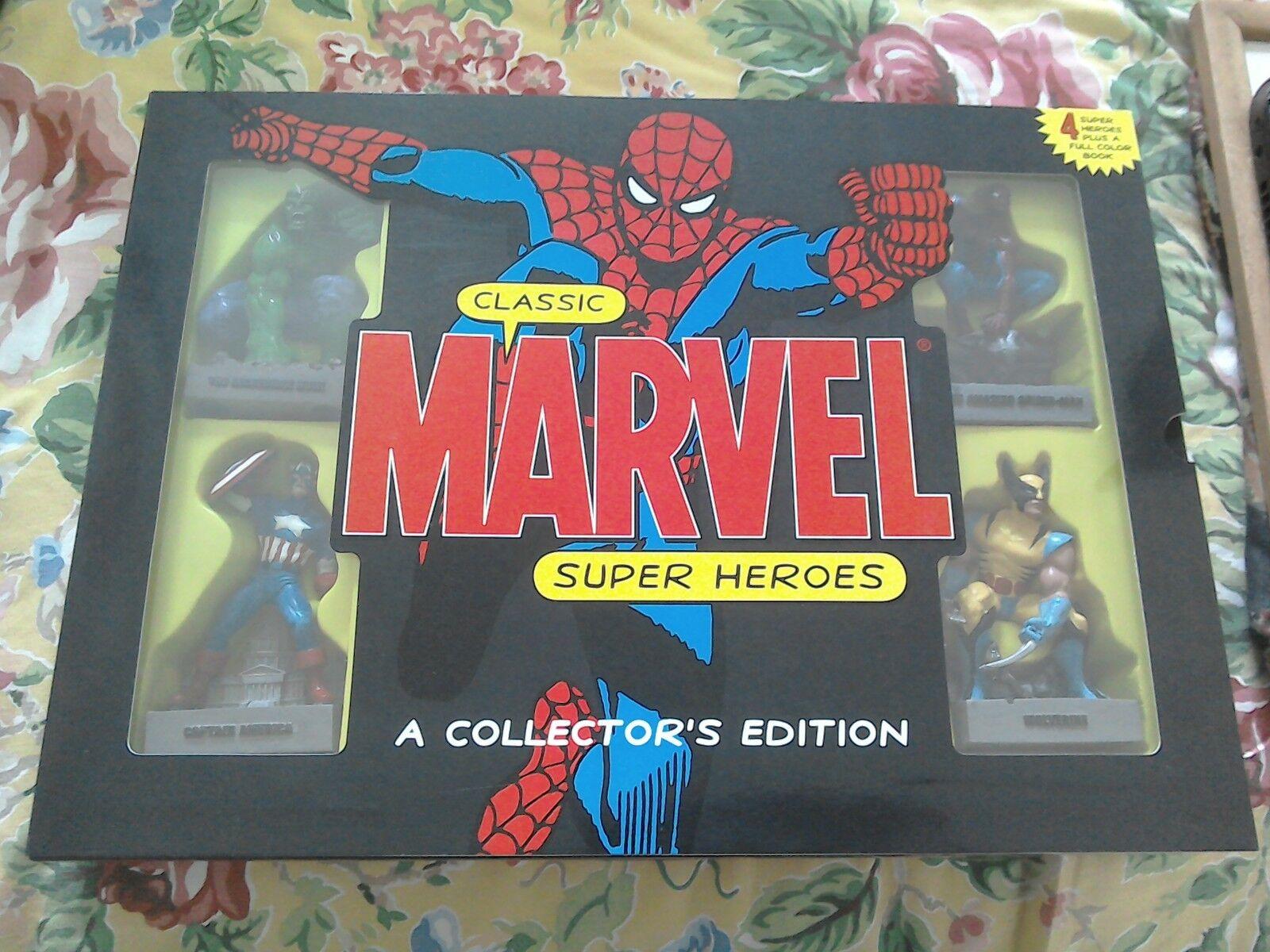 Klassische marvel - superhelden modell - collector 's edition