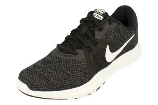 2019 Nuevo Estilo Nike Flex Trainer 8 Mujer Zapatillas Running 924339 Zapatillas 001
