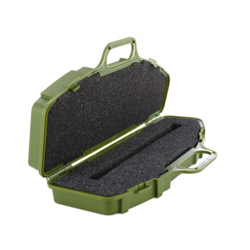 PSI Rifle Case Pen Box Display Perfect for Bolt Action Pens in OD Green