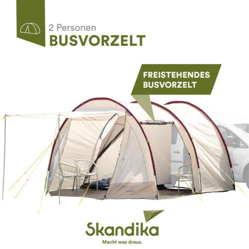 SKANDIKA CAMPER TRAMP BUS-VORZELT TUNNELBUSZELT UVP 269€ B-WARE