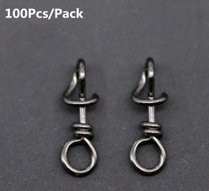 100Pcs-Fishing-Snap-Clip-Clamp-Buckle-Fishing-Swivels-Snaps-Hooks-Line-Connector