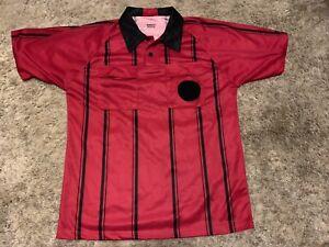 Modeste Kwik Goal Rouge Football Ref Jersey, Medium-afficher Le Titre D'origine