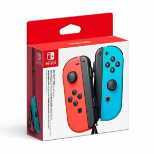 NEW-Nintendo-Switch-2-Pack-Joy-Con-Controllers