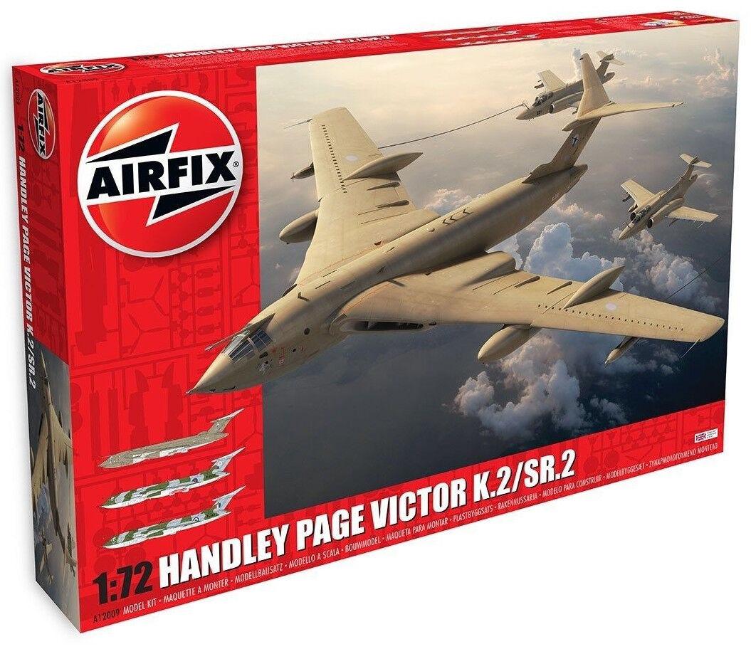 Airfix Handley Páginas Victor K. 2 SR.2 1 72 Escala Maqueta de Plástico en Kit