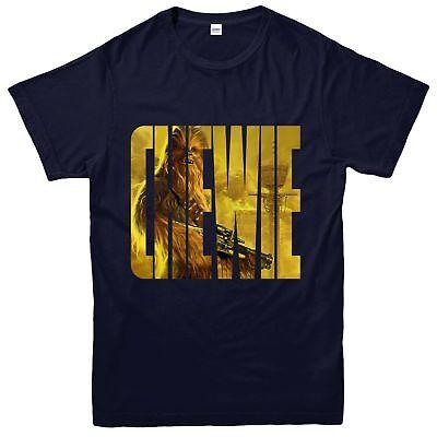 """Star Wars Inspired /""""Surfin Chewie/"""" Mens T-shirt"""