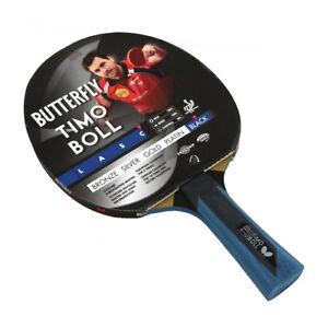 Butterfly Timo Boll Black Wakaba Table Tennis Bat