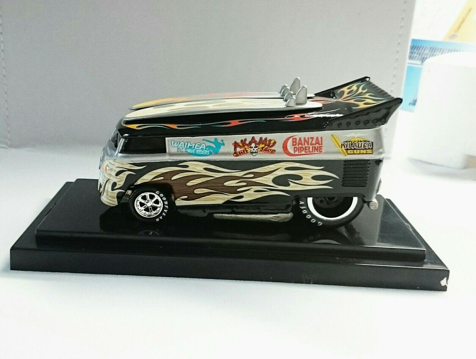 VW DRAG BUS FIRE boisIE SURFIN SERIES  3  900 1300 VOLKSWAGEN HOT Wtalons LIBERTY  belle