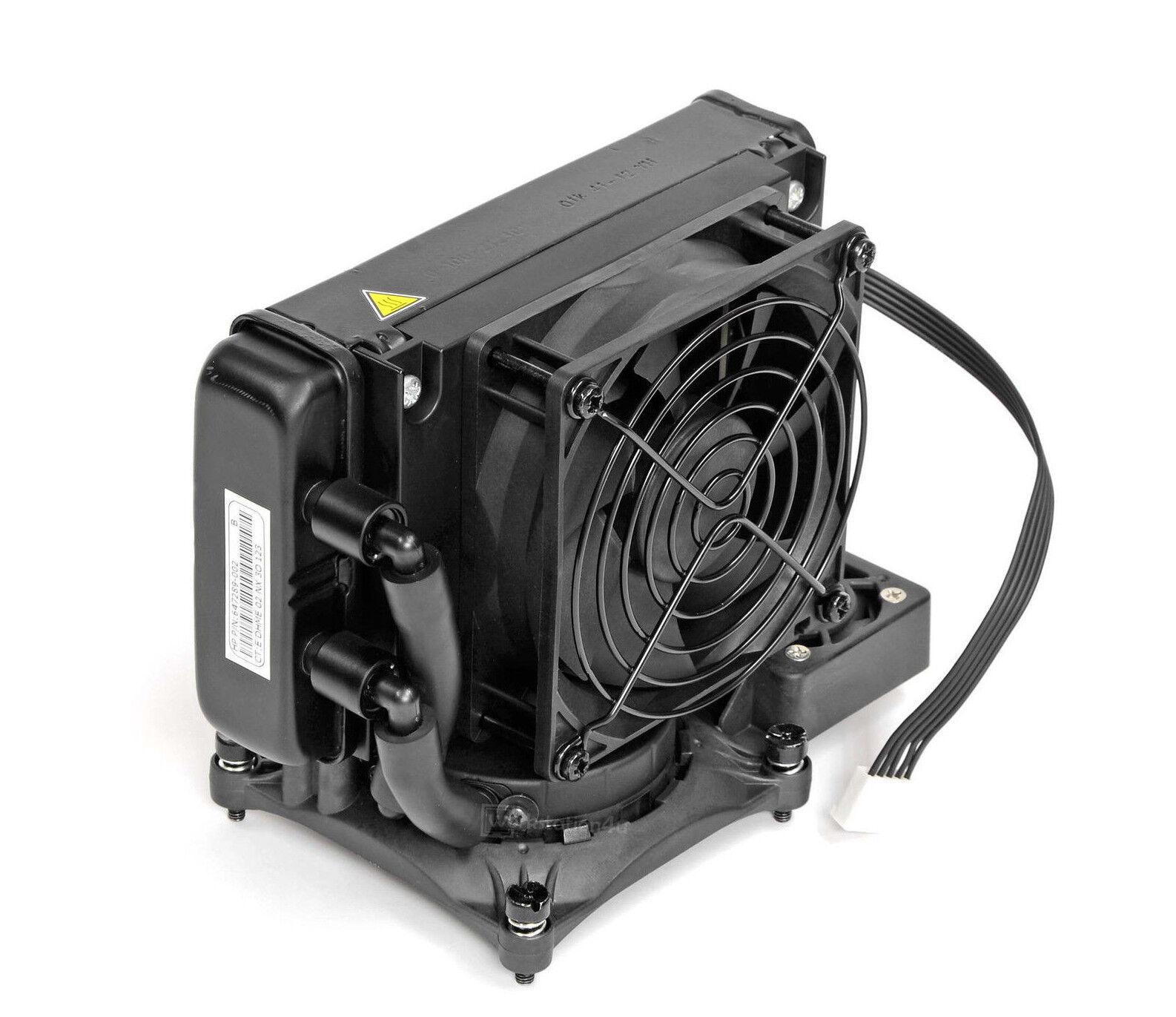 HP Z420 Liquid Cooling