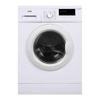 LOGIK L714WM17 7 kg 1400 Spin Washing Machine - White - Currys