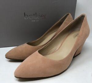 265b25f7b318 Botkier Women s Stella Suede Pumps Size 6 Soft Peach Retail  128 ...