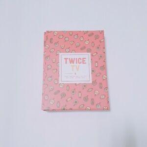 Kpop Official Twice TV4 3DVD, Photobook , Random Postcard Limited Rare