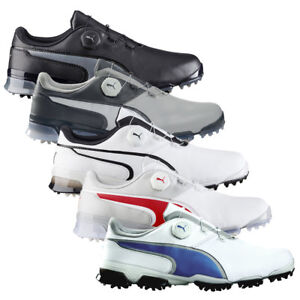 NEW Mens Puma TitanTour Ignite DISC Golf Shoes - Choose Your Size ... c68bfa1bc