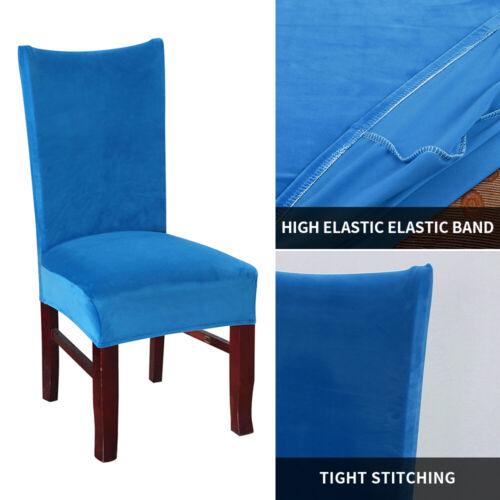 L//P Esszimmer Stretch Waschbar Stuhlhussen Stuhlbezug Stuhlüberzug Dekoration