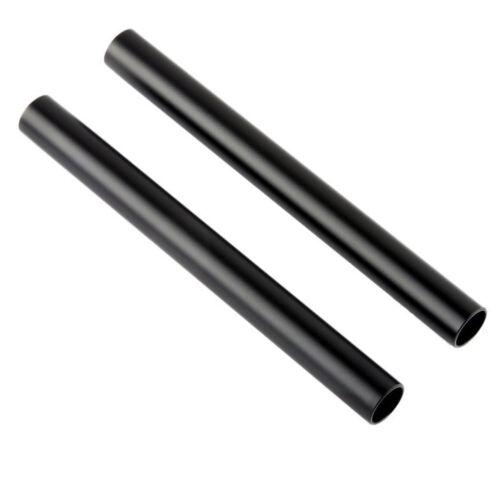 M12 de Aleación de Aluminio Roscado Para 15 mm Soporte de riel approx. 15.24 cm NICEYRIG Varilla de 15 mm 15 cm 6 in