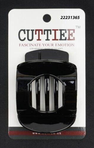 Cuttiee #1365 Hair Jaw Claw Clip Medium 2.75in Modern Style  High Quality