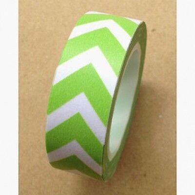 Washi Tape Geometric 10 m  Roll Decorative Sticky Paper Masking Tape Adhesive