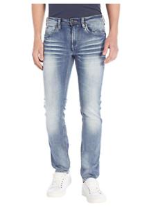 Buffalo David Bitton Men's Super Max-x Skinny Stretch Jeans BM22134