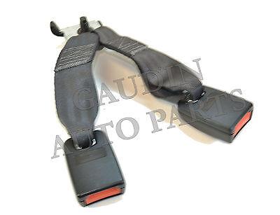 FORD OEM Rear Seat Belts-Center Buckle AL8Z7860044AC