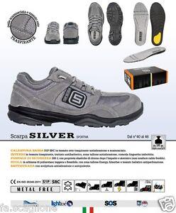 Scandia Nero BL S3 SRC Sicherheitsschuhe Arbeitsschuhe metallfrei leicht