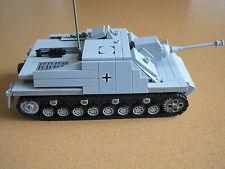Lego WW2 GERMAN Jagdpanzer IV TANK Artillery NEW