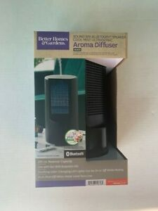 Better-Homes-amp-Gardens-Ultrasonic-Aroma-Diffuser-Sound-Spa-Bluetooth-Speaker-New