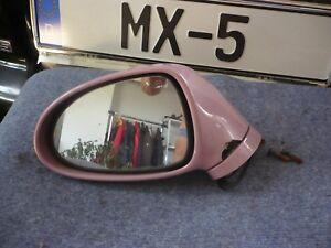 Mazda-MX5-NB-Aussenspiegel-Spiegel-links
