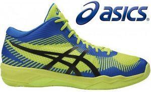 Details zu Men's Volleyball Shoes Volleyball Schuhe ASICS VOLLEY ELITE FF MT Indor B700N
