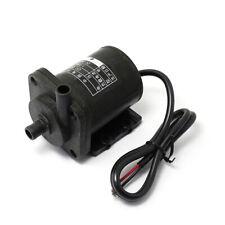 Mini Hot Water Pump Brushless Magnetic 0 100 No Thread Zc B40 24v Dc