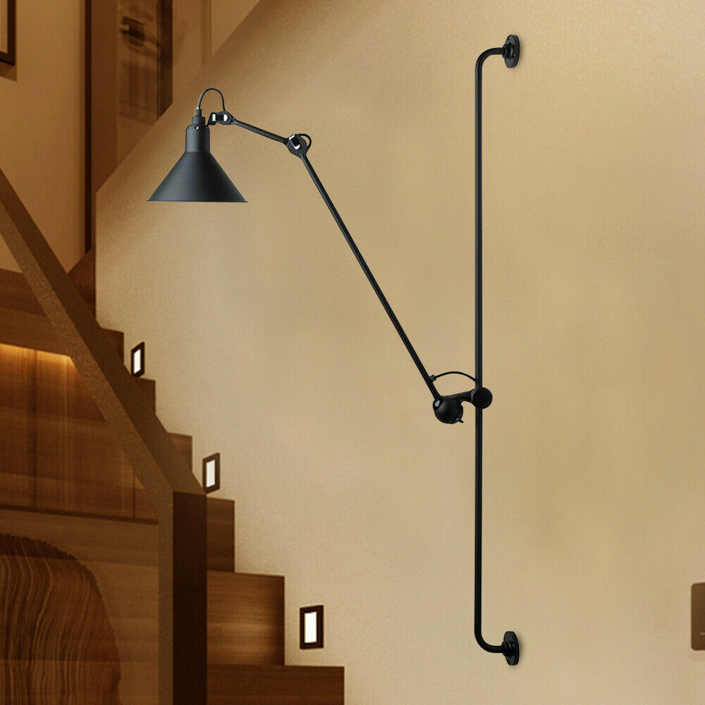 Full Copper Wall Lamp Bedroom Living Room Wall Sconce Long Led Lighting Fixtures For Sale Online Ebay