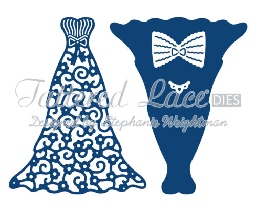 Shoe /& Accessories Clothing Hair Tattered Lace Dies Bella/'s Collection: Body