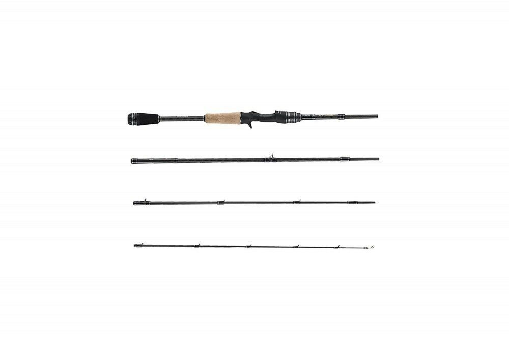 Abu Garcia bass rod bait Hornet Stinger plus mobile rod HSPC-674MH MGS fishing