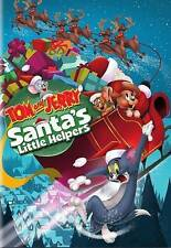 Tom and Jerry: Santa's Little Helpers (DVD, 2014) NEW