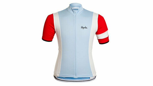 Rapha Short Sleeve Trade Jersey Jacques Anquetil XL France Brand New 2012 Rare