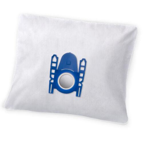 10 Sacchetto per aspirapolvere sacchetti di filtro si adatta per Siemens vs06a111 vs06b1110 Moonlight