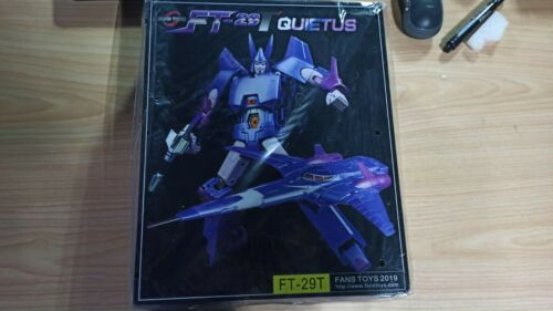 Fanstoys FT16M Sovereign /& FT29T Quietus sealed brand new import Galvatron