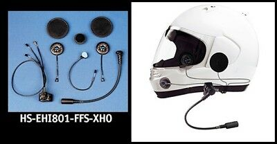J/&M HS-EHI801-LDC-XHO FLIP-FRONT//OPEN FACE 801 ELITE SERIES HEADSET